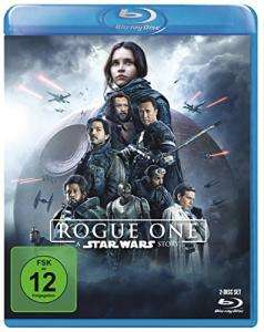 Rogue One - A Star Wars Story (Blu-ray + Bonus Blu-ray) für 9€ (Saturn)