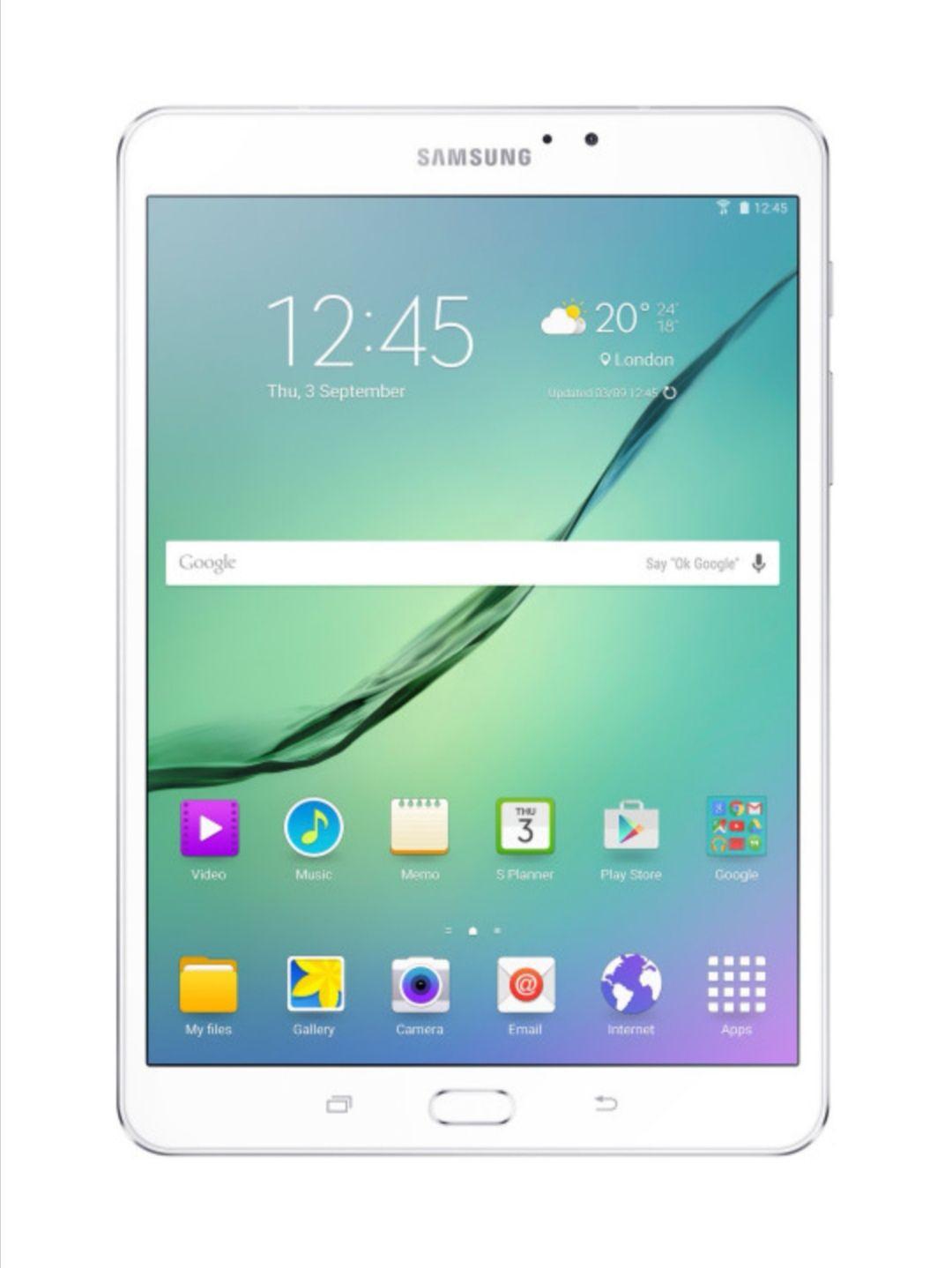 Galaxy Tab S2 8.0 LTE (SM-T719) White oder Black für 222€ [Lokal Media Markt Dietzenbach]