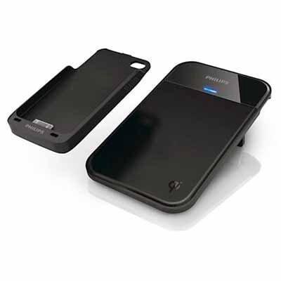 Philips DLP7210B/10 Qi Standard Induktionsladegerät für Google Nexus 4 (auch fürn Apfel) für 24,80 Euro (Pearl)