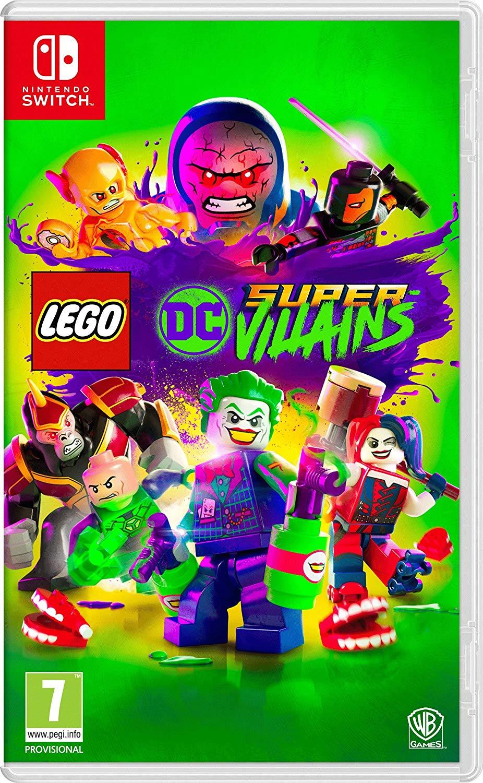 LEGO DC Super-Villains (Switch) für 27,50€ (Amazon UK)