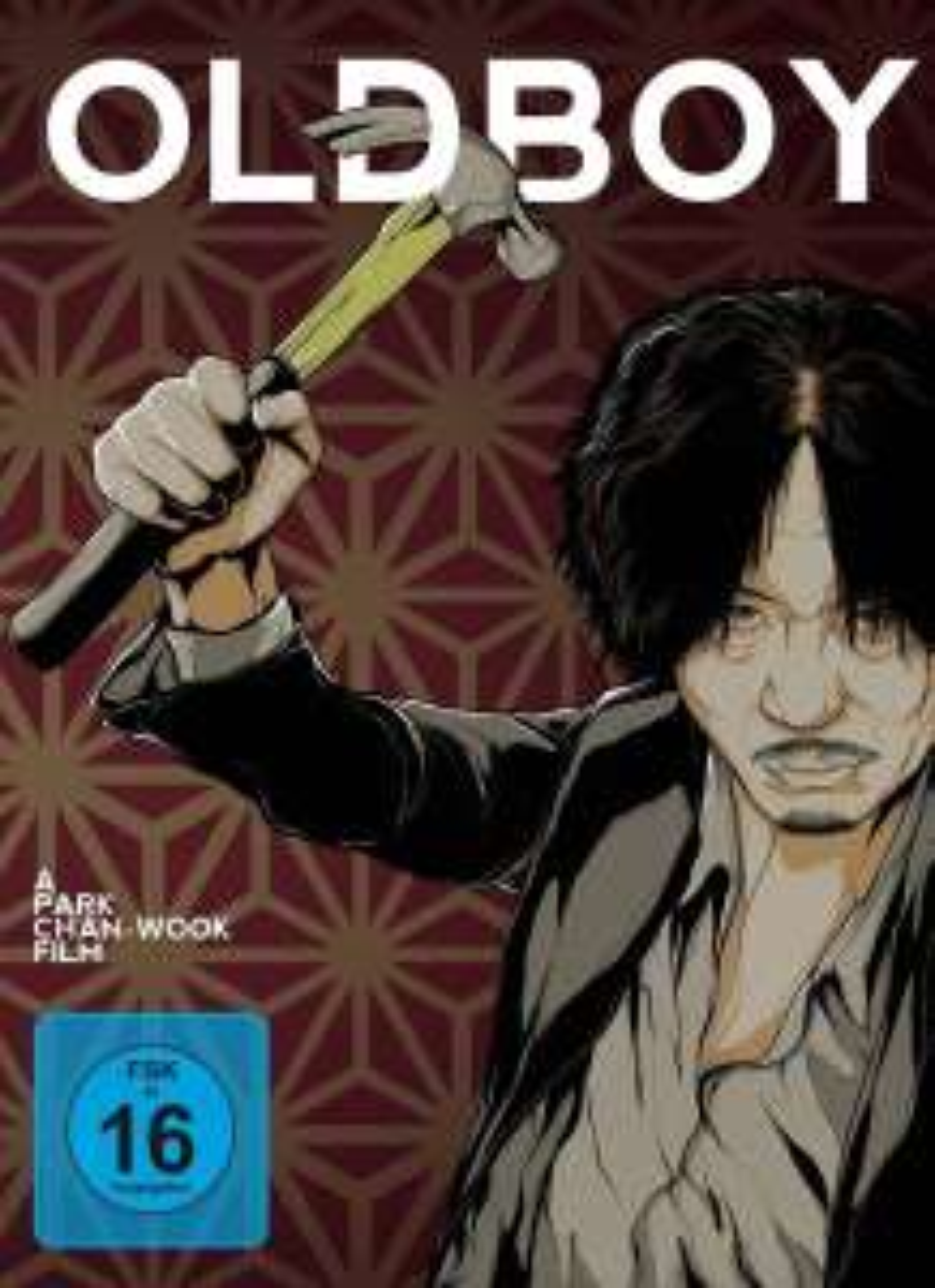 Oldboy Limited Mediabook Edition (Blu-ray + DVD + Bonus-Blu-ray + CD-Soundtrack) für 8,49€ (Müller & Amazon Prime)
