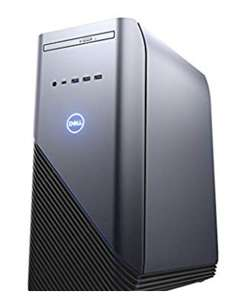 Dell Inspiron DT 5680 Desktop (Intel Core i5 8400, 1TB HDD + 128GB SSD, NVIDIA GeForce GTX 1060