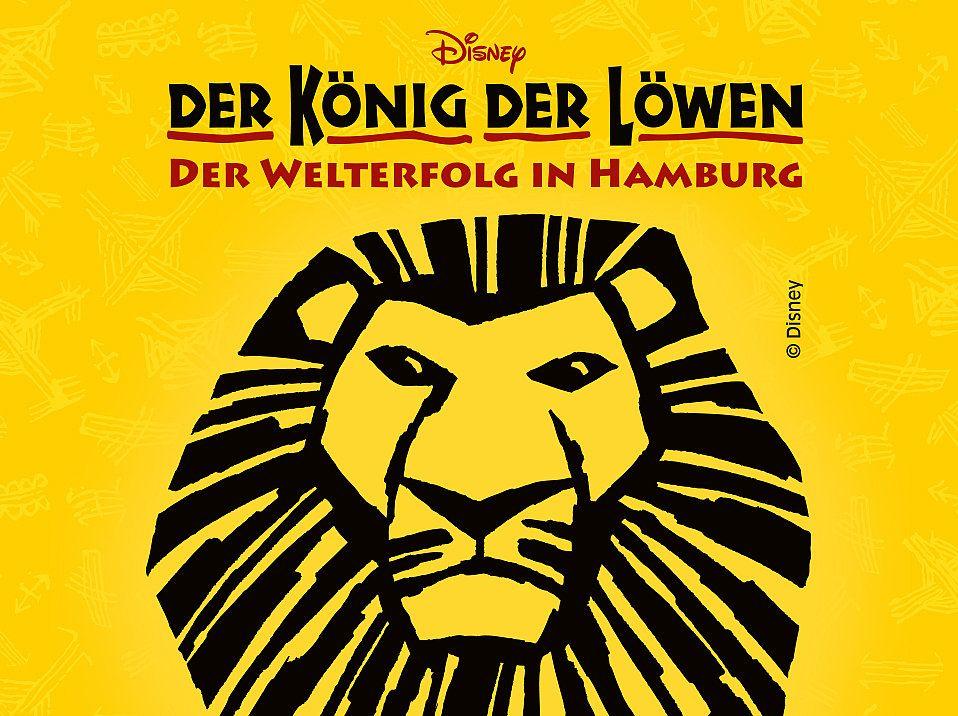 König der Löwen Muttertagsspecial Stage Entertainment 2 Tickets ab 99€
