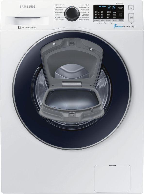 [Offline] SAMSUNG WW 8 EK 5400 UW/EG Waschmaschine (8 kg, 1400 U/Min., A+++)