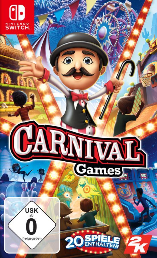 Carnival Games Switch für 19,99€ bei Gamestop