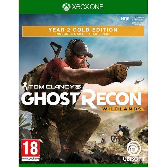 Tom Clancy's Ghost Recon: WildlandsYear 2 Gold Edition (Xbox One) [Coolshop]
