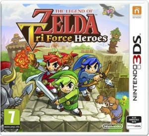 The Legend of Zelda: Triforce Heroes (3DS) für 13,60€ (Amazon UK)