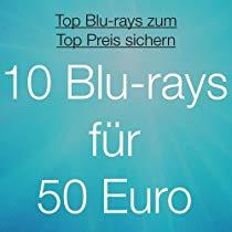 10 Blu-rays für 50€ vom 06.05. - 19.05.2019 (Amazon)