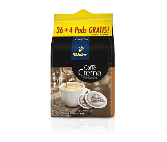 -12% – 240 Pads (6x40) Caffè Crema Vollmundig / Feine Milde / Black `n White