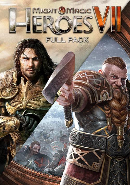 Might & Magic Heroes VII - Full Pack für 9,50€ [Gamesplanet]