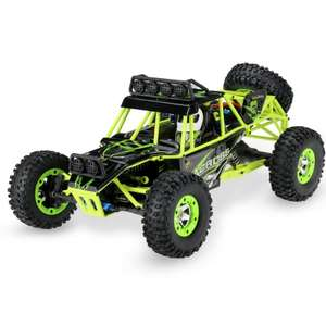 [DE-Lager] Original WLtoys 12428 12.01 2.4G 4WD Elektro Brushed Crawler RTR RC Car