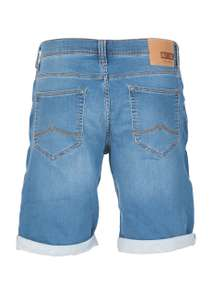 """Jeans- bzw. Chinoshorts von LEE, Mustang uvm., z.B. Mustang Jeans Shorts """"Chicago"""" Stretch Regular Fit"""
