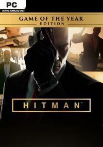 Hitman: Game of the Year Edition (Steam) für 9,39€ (CDkeys)