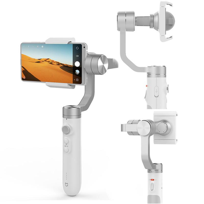 Xiaomi Mijia SJYT01FM 3 Achsen Gimbal Stabilisator mit 5000mAh Akku