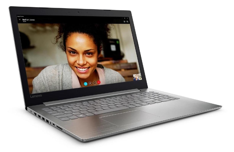 [Real.de] Lenovo Ideapad 320-15 AST  AMD A6, 4GB RAM, 1TB HDD mit Windows 10 Home