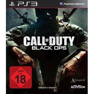 """Call of Duty Black OS für die PS3 bei AWD für nur 18.99€ (statt 29.99€) - Zustand """"wie neu"""""""