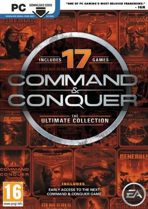 Command & Conquer: The Ultimate Edition (Origin) für 3,99€ (CDKeys)