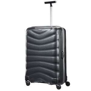 Samsonite 4-Rollen Trolley Firelite 81 cm  in anthrazit und rot