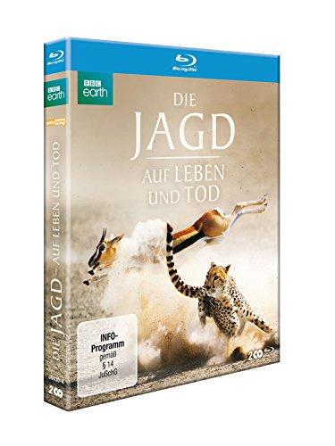 (Prime) Die Jagd - Auf Leben und Tod [Blu-ray] 2 Discs