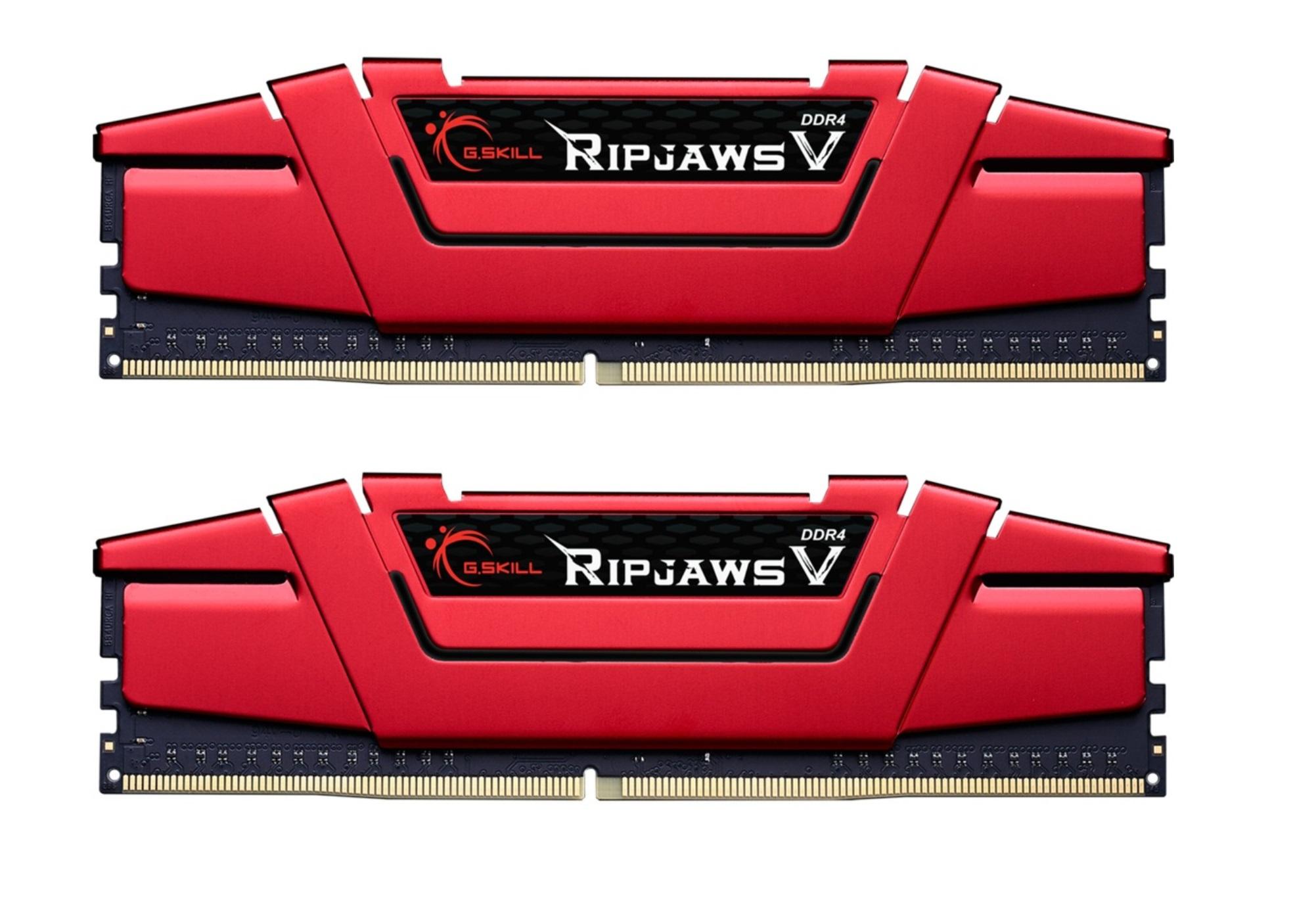 G.SKill Ripjaws V 32GB Kit DDR4-3600 (F4-3600C19D-32GVRB)