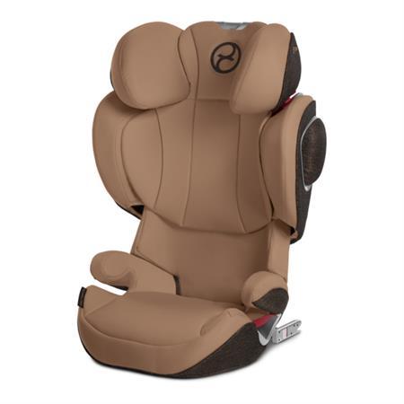 Cybex Kindersitz Solution Z-Fix Design 2018 Cashmere Beige