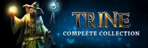 Trine Complete Collection für 7,49€ @ Steam.de