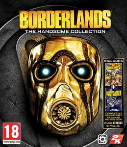 Borderlands: The Handsome Collection (PS4 & Xbox One) für je 13,55€ (2K Store)