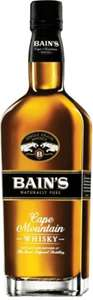 Bain's Cape Mountain Single Grain Whisky 0,7l 40% bei [Real.de] mittels Marktabholung bzw. ab 29€ Mbw
