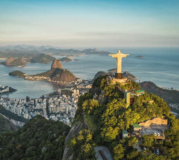 Flüge: Brasilien [Sept. - Dez.] Hin und Zurück von München, Düsseldorf, Frankfurt zu vielen Zielen in Brasilien ab 269€ inkl. Gepäck