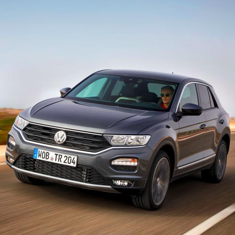 [Gewerbeleasing] VW T-Roc 1.6 TDI Style inkl. Winterpaket (115 PS) - mtl. 156,30€ (netto), 36 Monate, LF 0,70, frei konfigurierbar