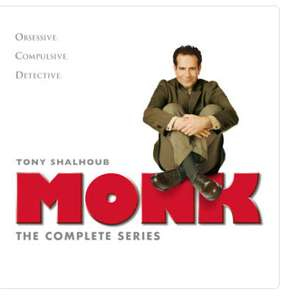[Itunes US] Monk - komplette Serie - Full HD digitaler Stream  - nur OV