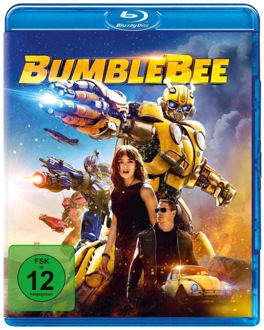 Bumblebee Bluray Amazon