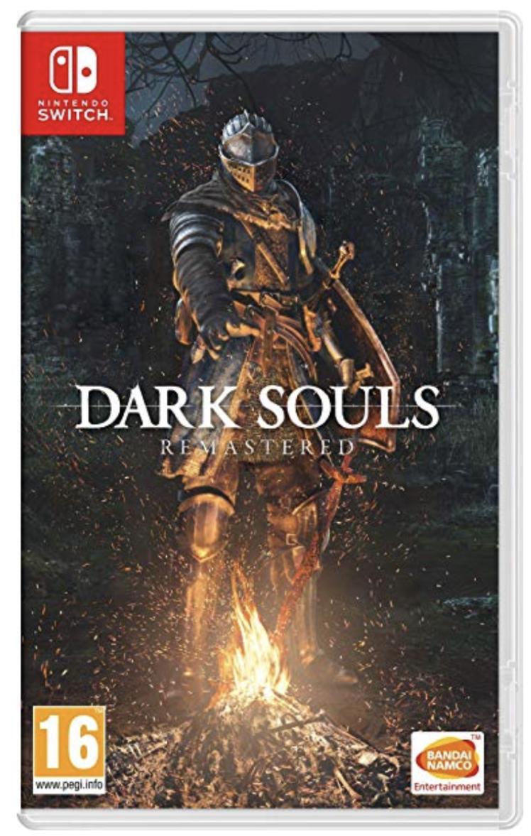 Dark Souls Remastered - Nintendo Switch für 23,56€ inkl. Versandkosten
