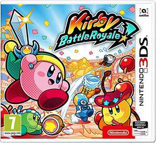 Kirby Battle Royale (3DS) für 13,44€ (Amazon FR)