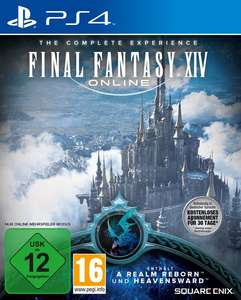 Final Fantasy 14 A Realm Reborn: The Complete Experience (PS4) für 7,99 € bei GameStop