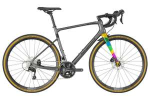 Gravel Bike Bergamont Grandurance Elite Carbon grau 1999€
