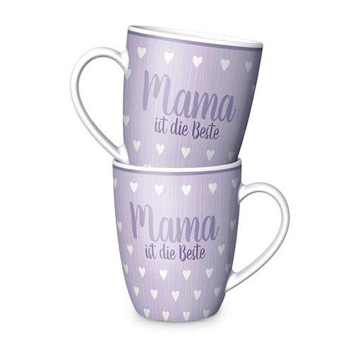 La Vida Kaffeebecher Mama ist die Beste (1 Stück) für 3,99€ bzw. 3,40€ (Müller)