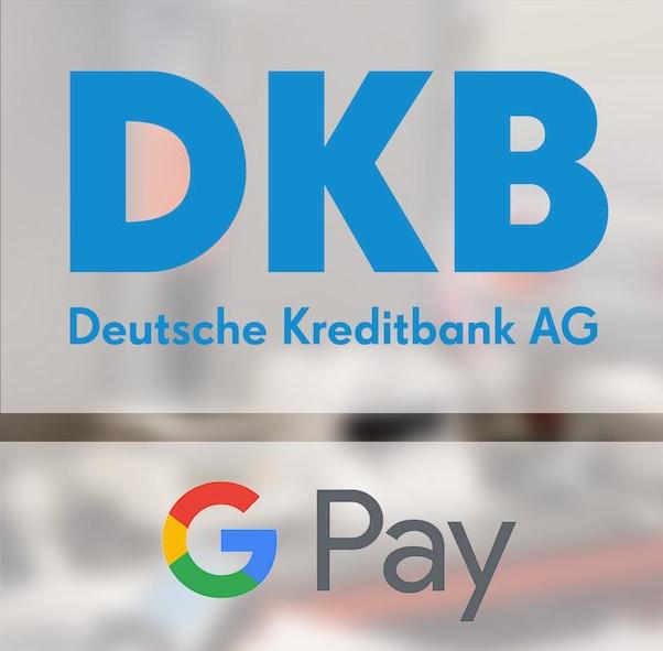 [DKB] Google Pay 10 Euro Aktivierungsbonus