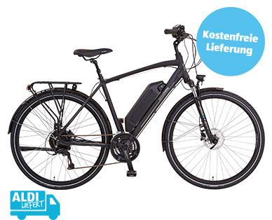 """Aldi SÜD (Aldi liefert) PROPHETE Herren Trekking E-Bike 71 cm/28"""""""