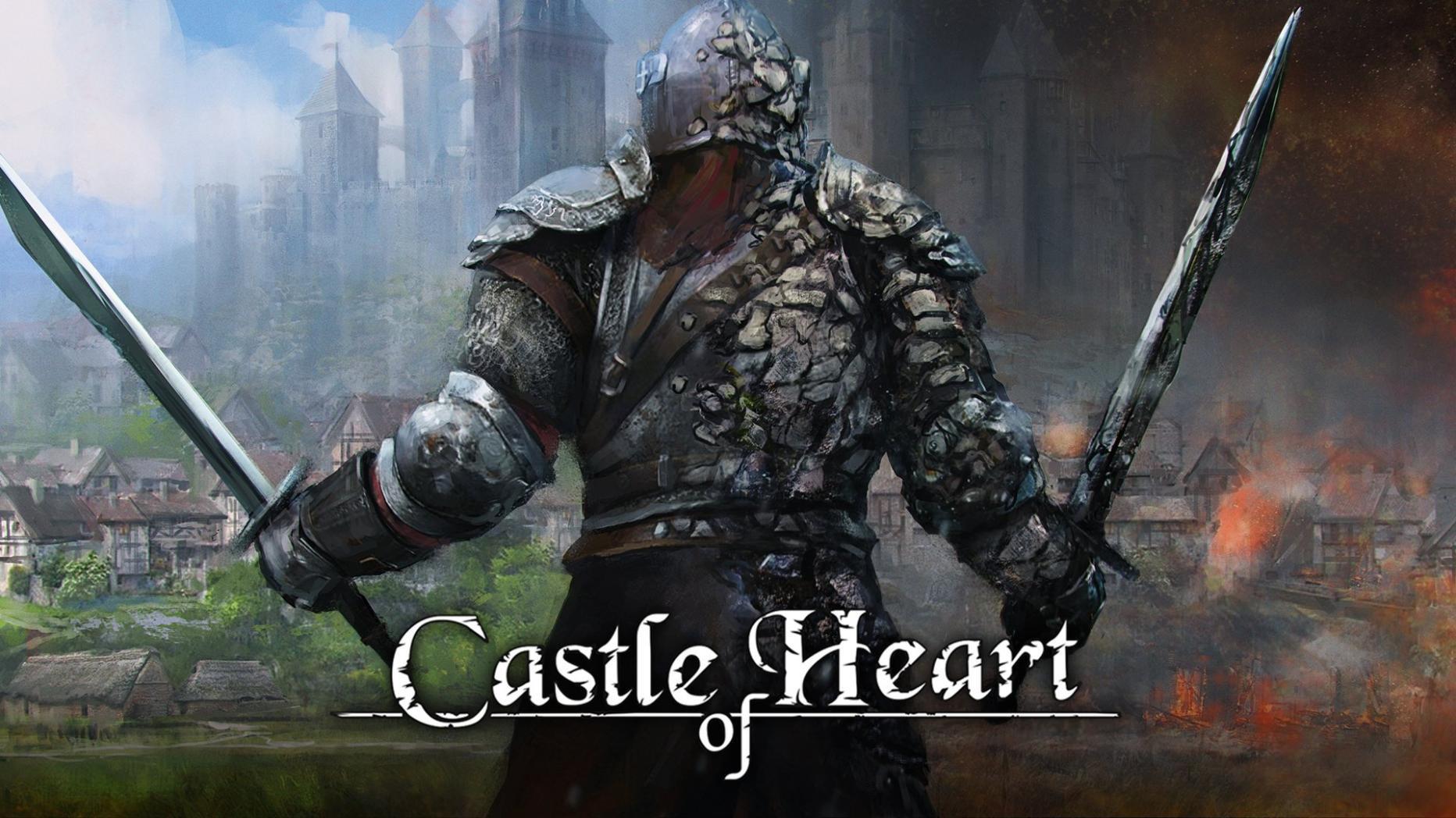 Castle of Heart Nintendo Switch EShop