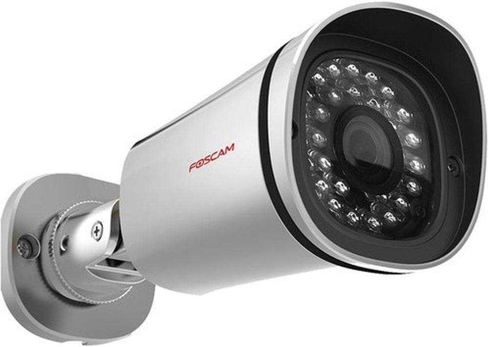 """Überwachungskamera Foscam FI9900EP (1/3"""" CMOS, 1920x1080, LAN mit PoE, Bewegungserkennung, IR-Beleuchtung, IP66)"""