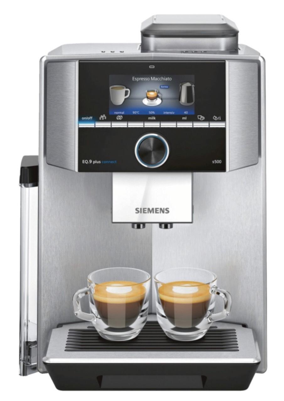 Siemens eq.9 s500 plus connect TI9555X1DE Kaffeevollautomat