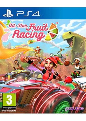 All-Star Fruit Racing (PS4) für 11,85€ (Base.com)