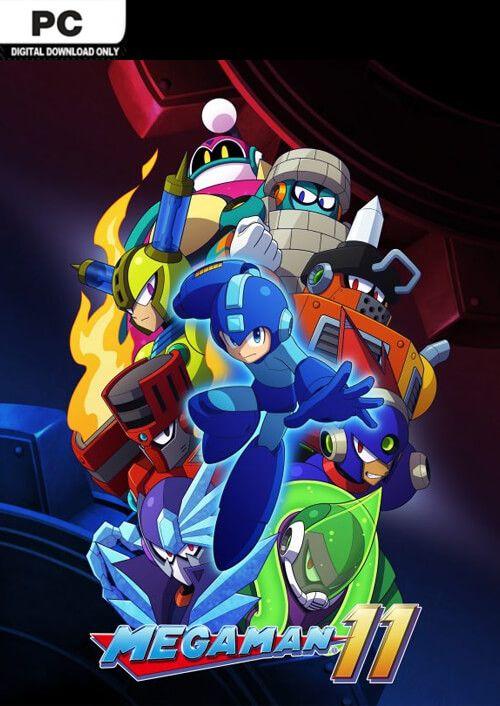 Mega Man 11 (Steam) für 14,99€ (Gamesplanet)