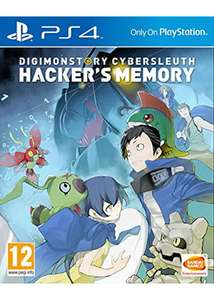 Digimon Story: Cyber Sleuth - Hacker's Memory (PS4) für 13,01€ (Base.com)
