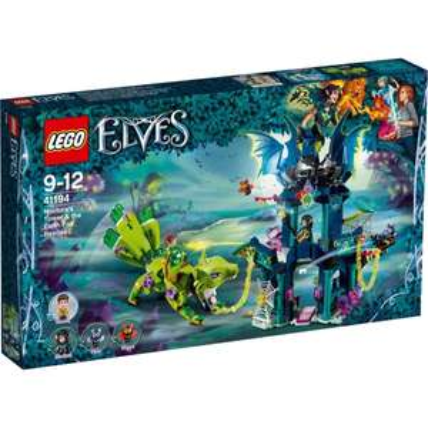 LEGO Elves - 41194 Nocturas Turm und die Rettung des Erdfuchses