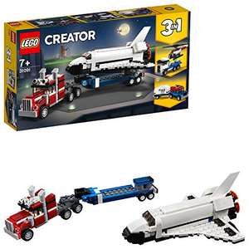 [Amazon Prim] LEGO Creator 31091 - Transporter für Space Shuttle