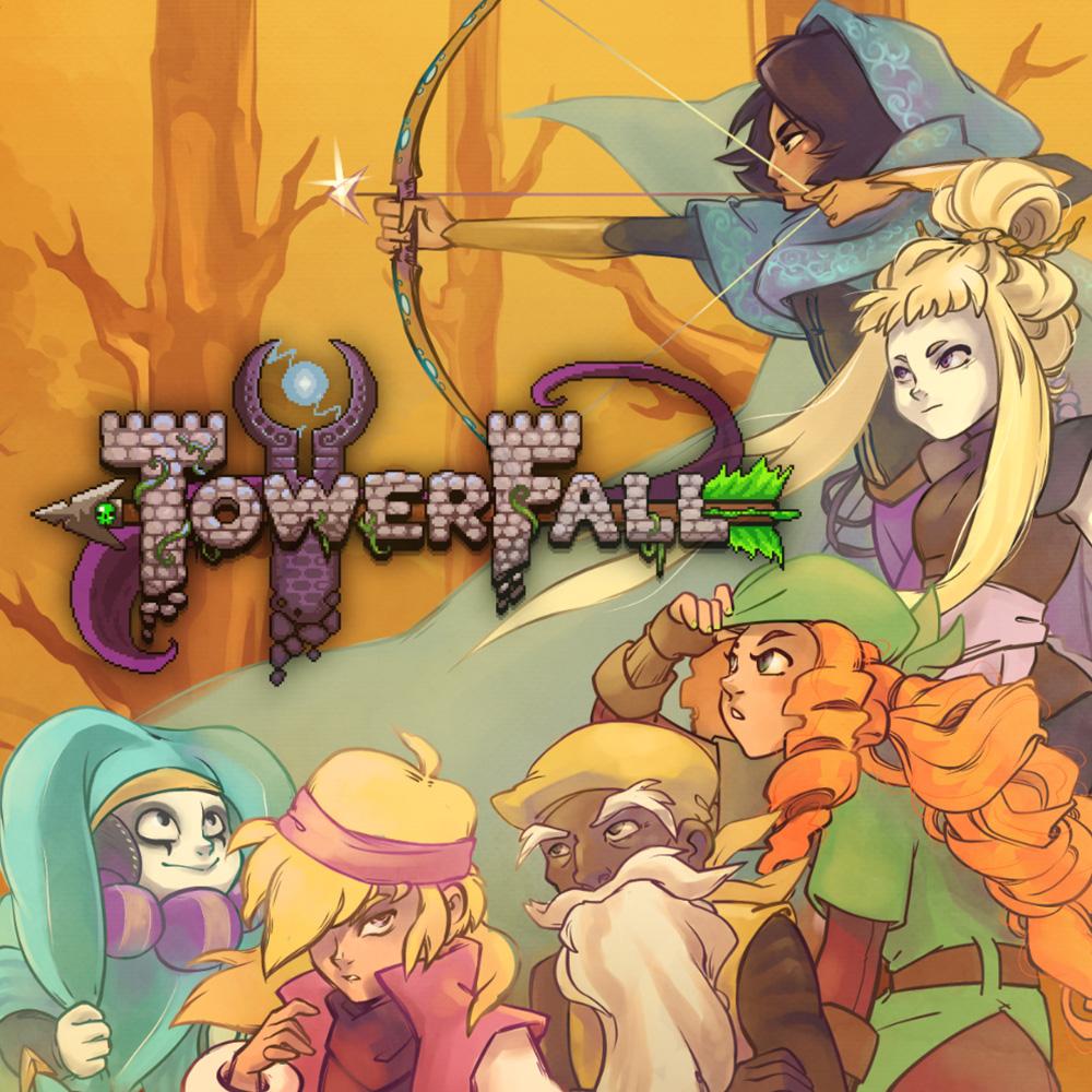 Towerfall (Nintendo Switch) im deutschen Nintendo eShop für 9,99€