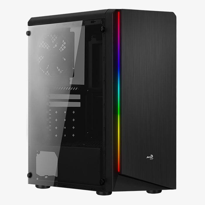 [Agando] Gaming PC: Ryzen 5 2600, GTX 1660, 16GB 3000MHz RAM, 240GB SSD, 1TB HDD, B450M, Win 10