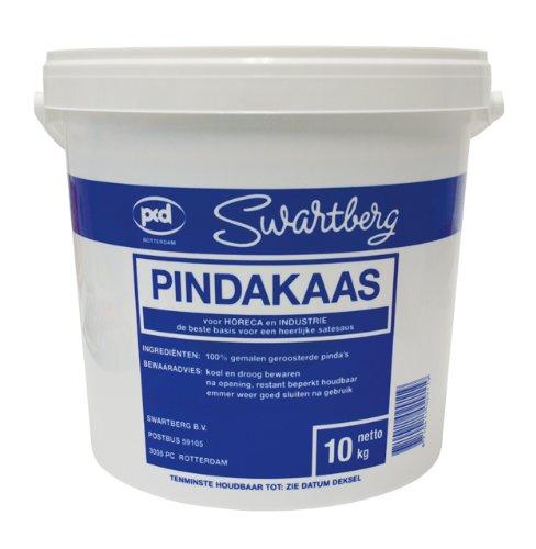 [Amazon WHD] Swartberg Erdnusspaste, 10kg (MHD 19.07.19)